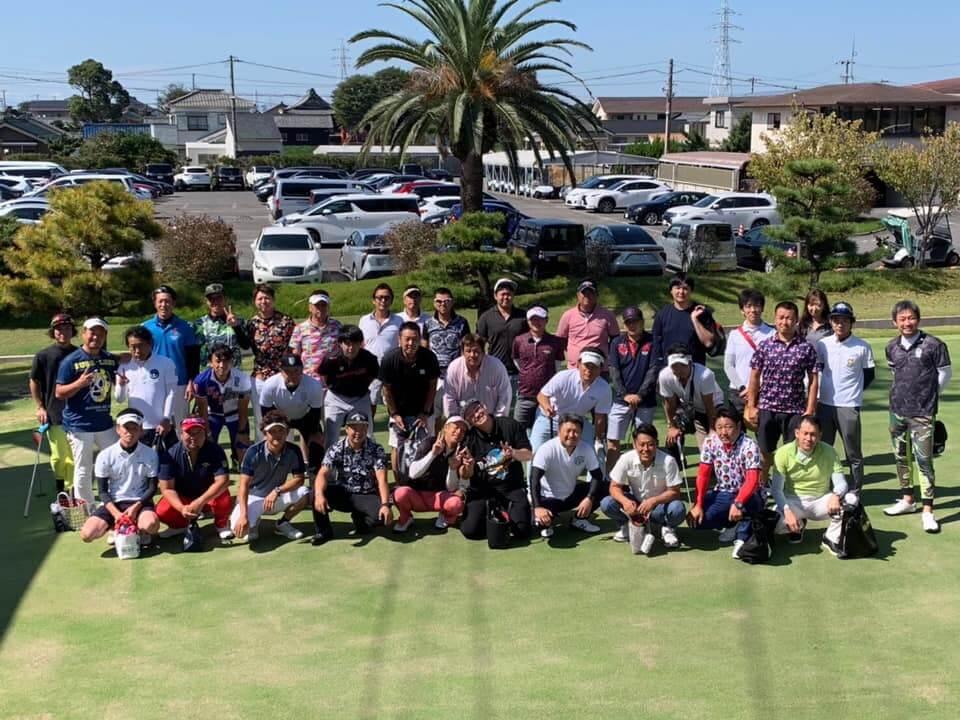 ZeroDream5周年!初のゴルフコンペ